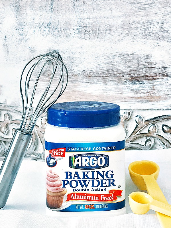 a study of baking powder and how it works A simple test can help you determine if your baking powder is why this works most store-bought baking powder just use 1 teaspoon of baking soda and 2.