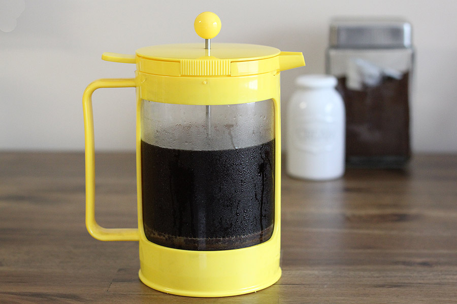 The Most Perfect Homemade Iced Coffee
