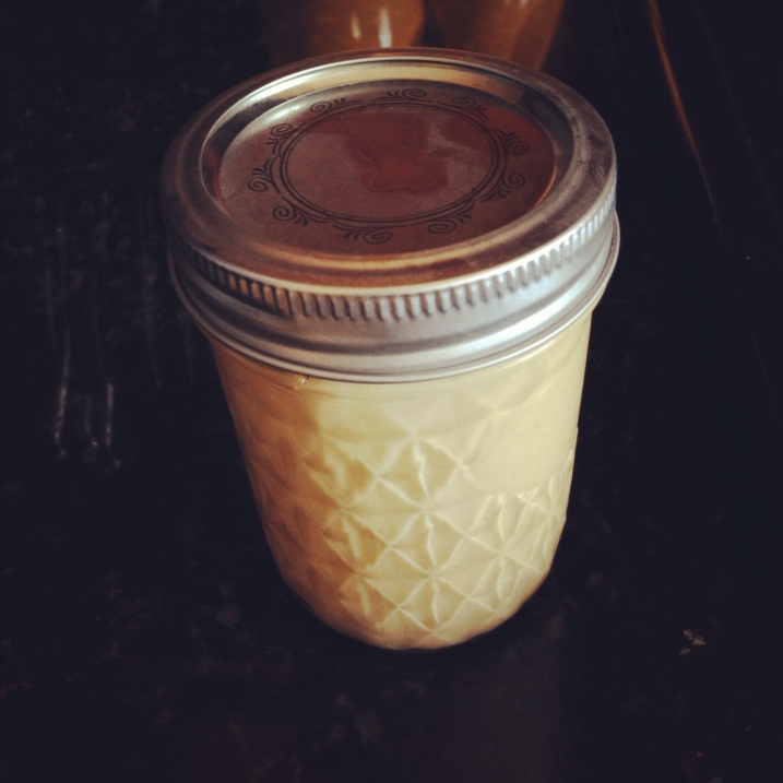The BEST homemade caesar dressing I have ever had! Does not use raw egg!