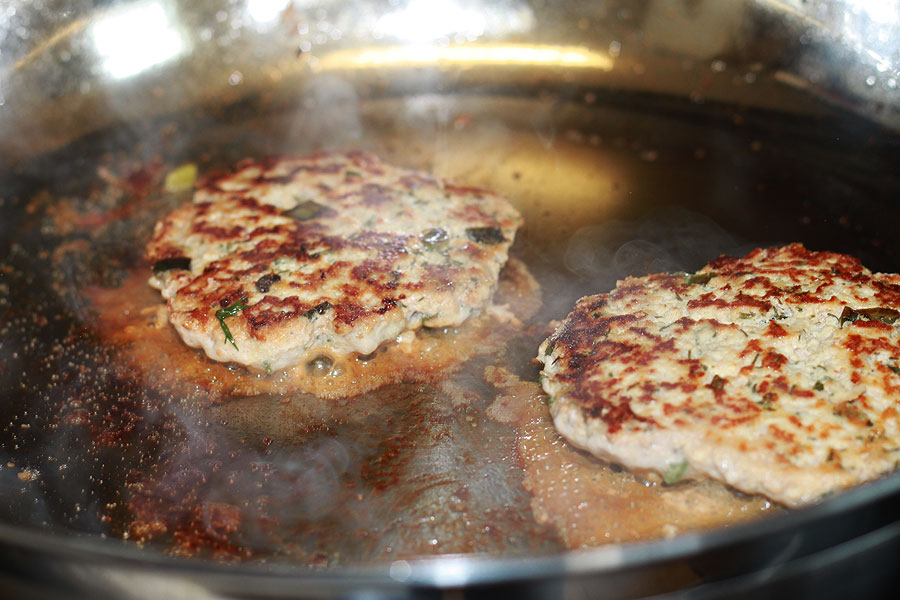 Ground Chicken Burgers: Flavorful, Simple, & Paleo » Our Savory Life