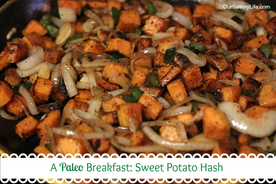 Potato Recipes Sweet Potato Hash Recipe