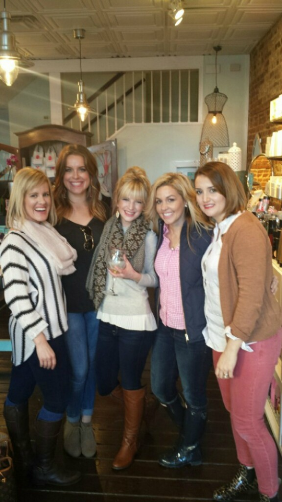 Girls weekend in Charleston!