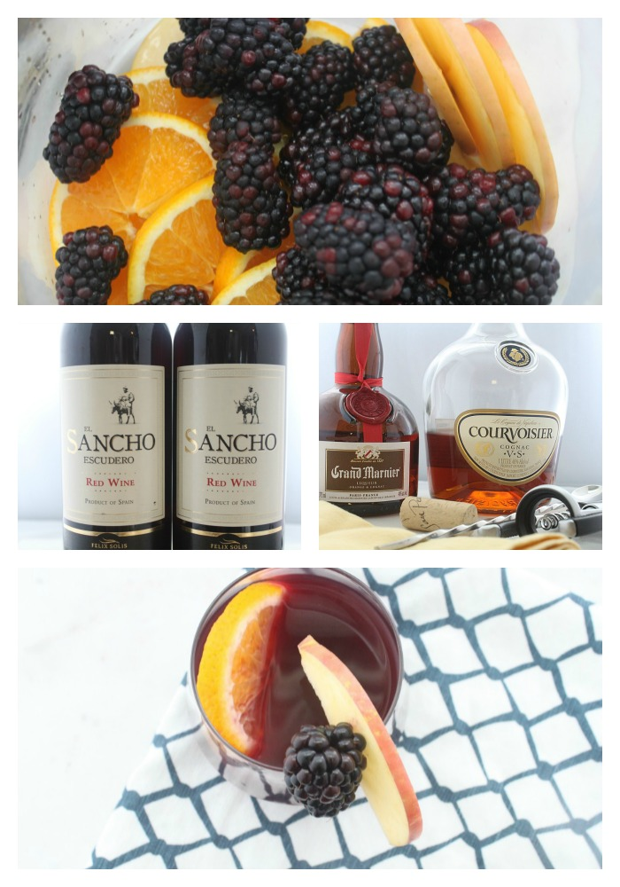 The best and last sangria recipe you will ever need!