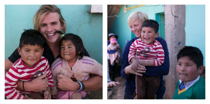 Sponsor a Child in Bolivia