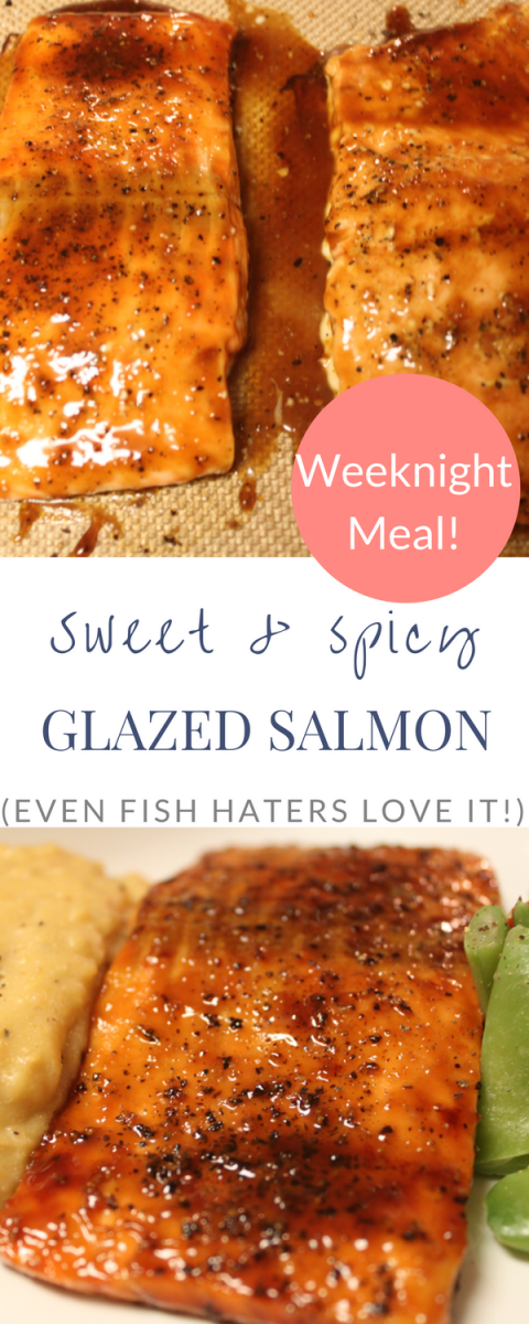 The BEST fish recipe! Even fish haters love it. Quick and easy for a weeknight meal!
