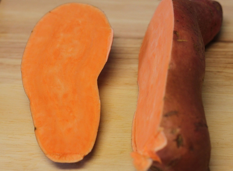 sweet potato for paleo sweet potato fries