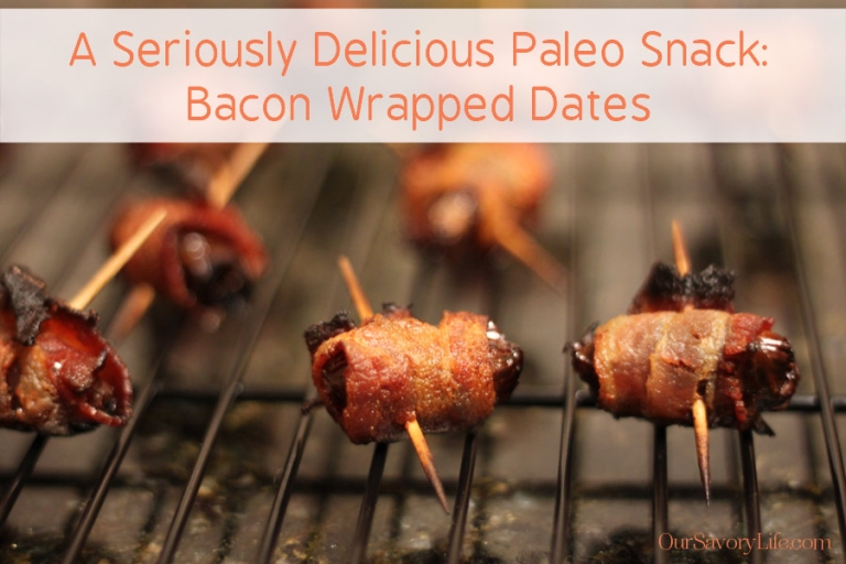 delicious paleo snack recipe