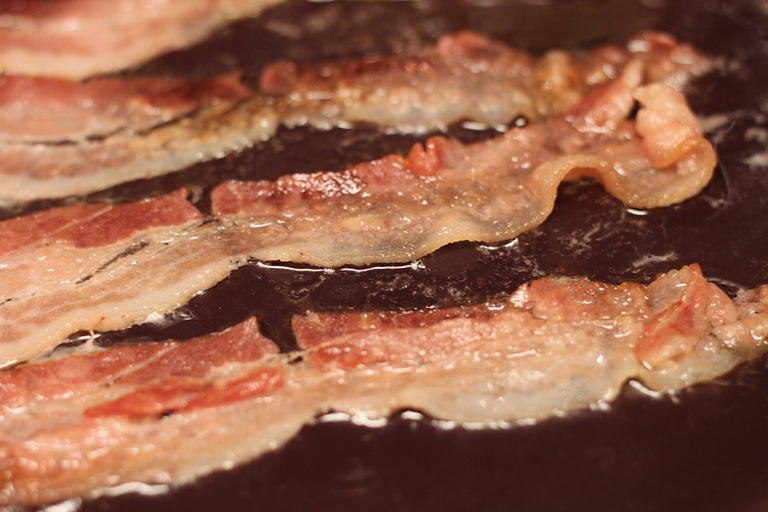 paleo snack recipe with bacon