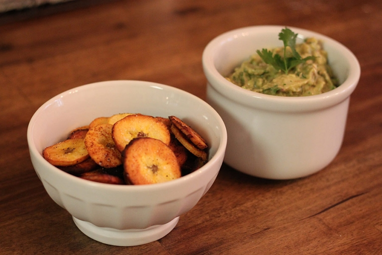 plantain chips for dips