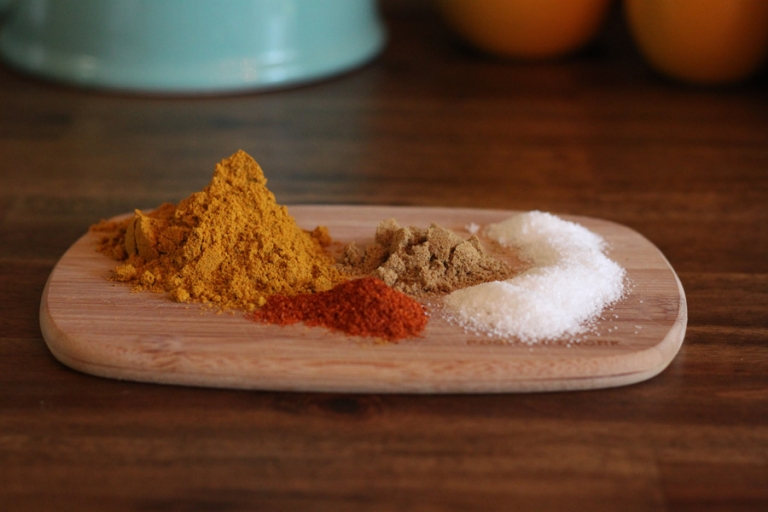 spices for chicken curry recipe