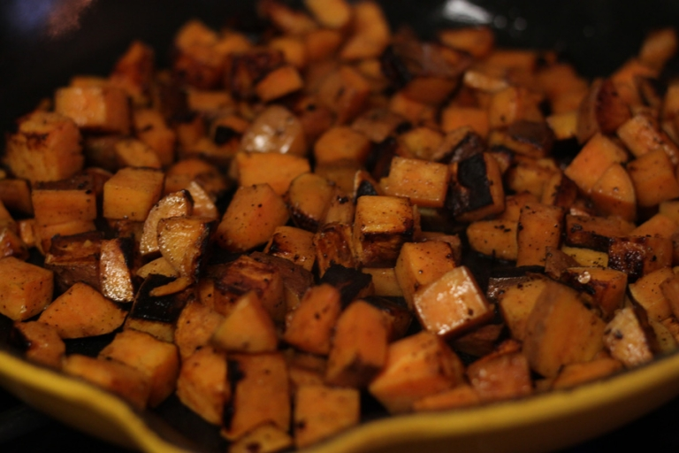 cooked_sweet_potatoes_for_sweet_potato_hash