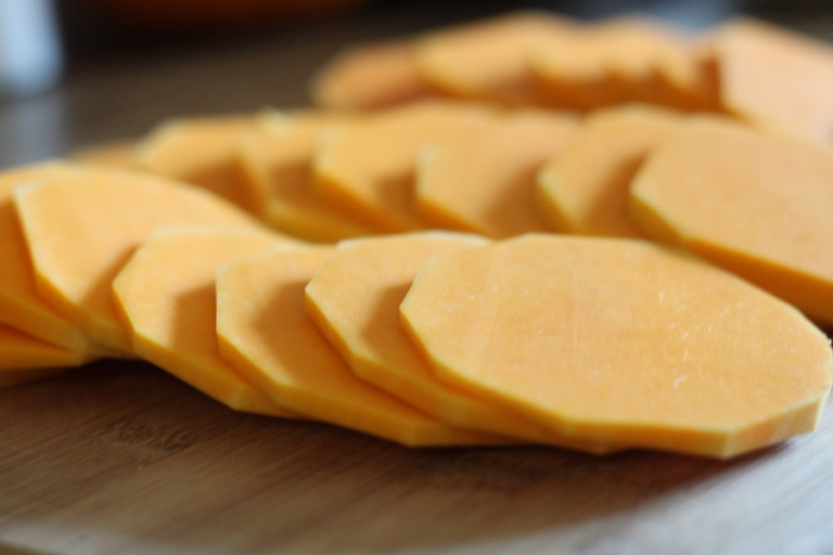 rounds-of-squash-for-butternut-squahs-lasgna