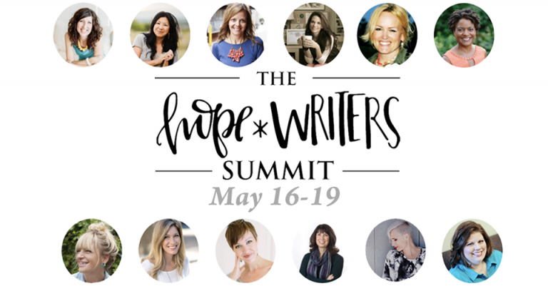 HopeWriter Summit 2016