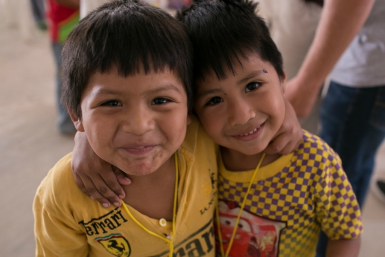 Sponsor a Child in Bolivia through Compassion