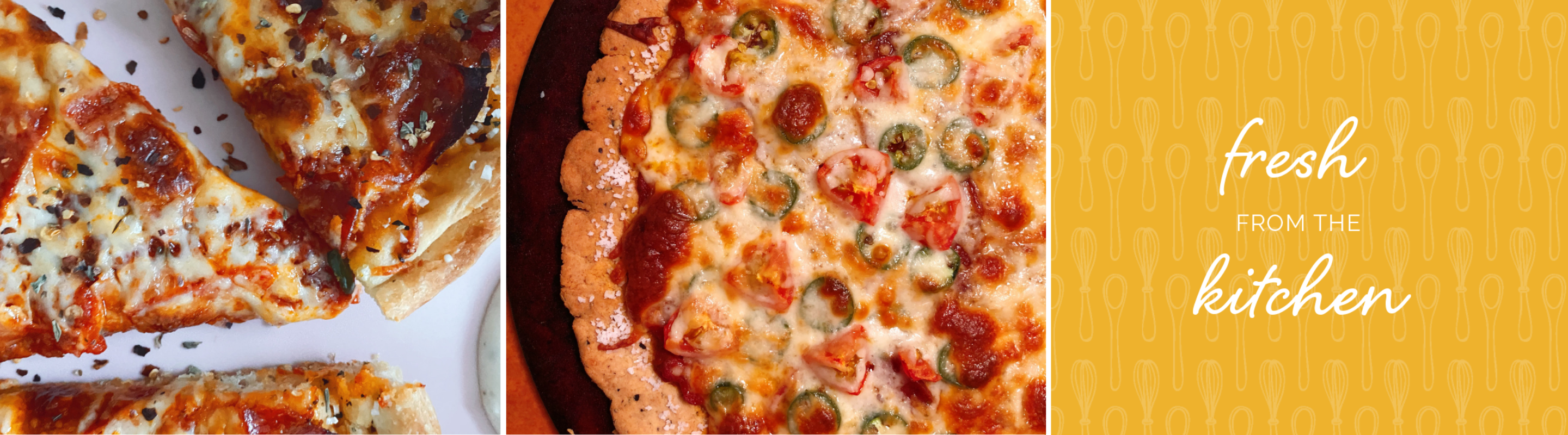 Friday Night Pizza Night Banner v. 2