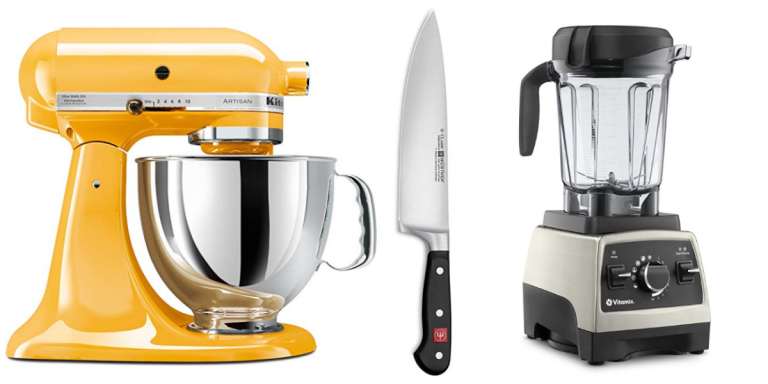 Top ten list of kitchen tools that are worth the investment! These tools are for the everyday home cook, will make meal prep easier and, last a lifetime.